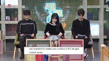 After School Club Episode 341: fromis_9