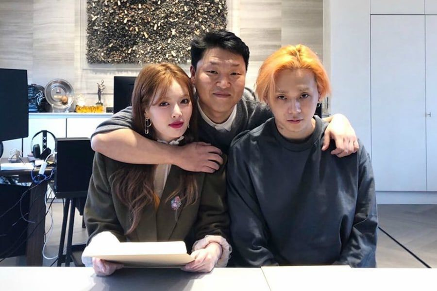 PSY Talks About HyunA And Hyojong's Relationship + Their Upcoming Solo Releases