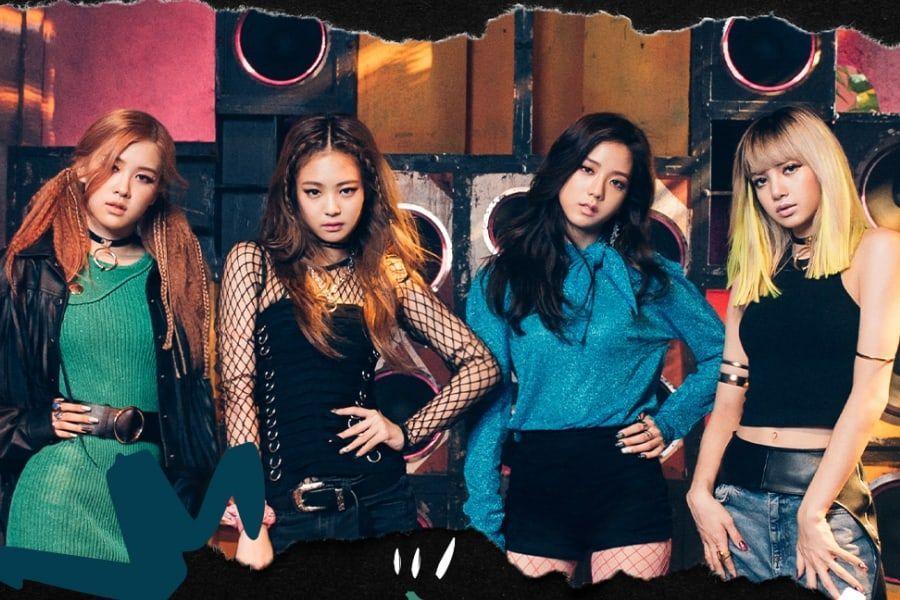 "BLACKPINK's ""BOOMBAYAH"" Becomes 1st K-Pop Debut MV To Hit 1.1 Billion Views"