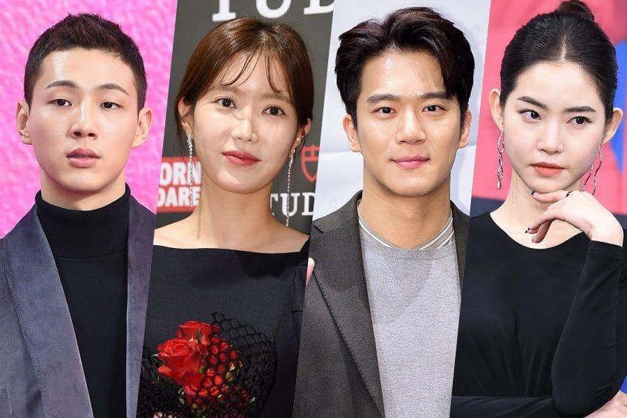 Ji Soo, Im Soo Hyang, Ha Seok Jin, And Hwang Seung Eon Confirmed For New Romance Drama