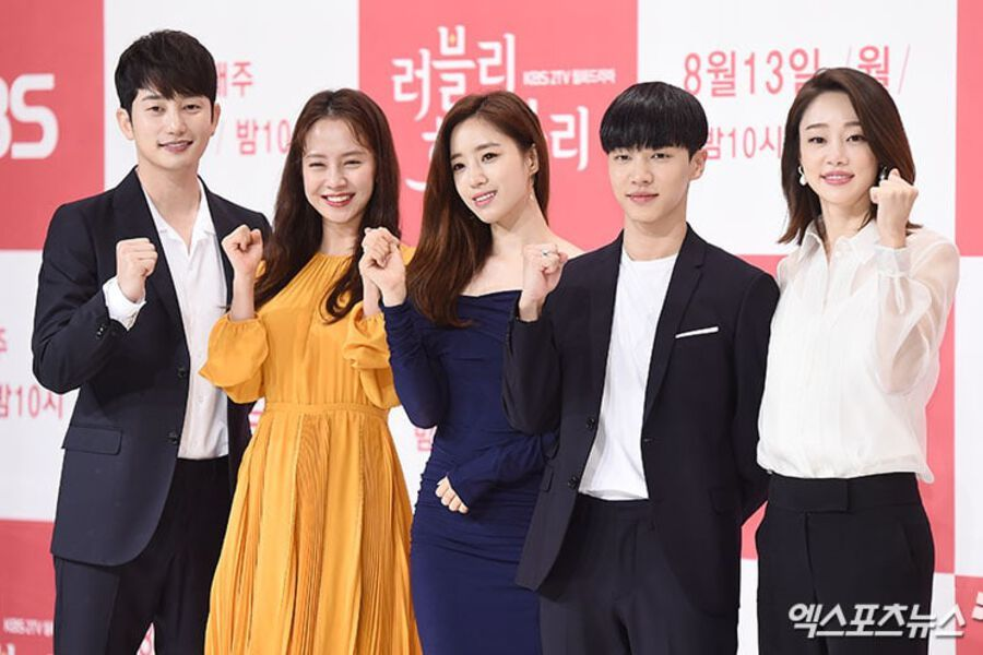 Lovely Horribly Cast Picks The Most Lovely Cast Member Throws Birthday Party For