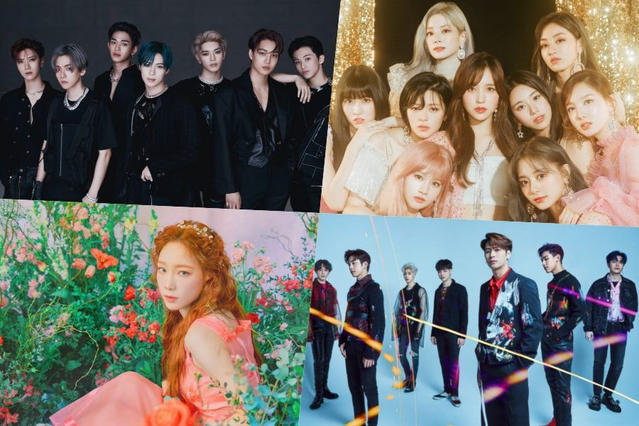 SuperM, TWICE, Girls' Generation's Taeyeon, GOT7, + More Postpone Concerts Due To Coronavirus Pandemic