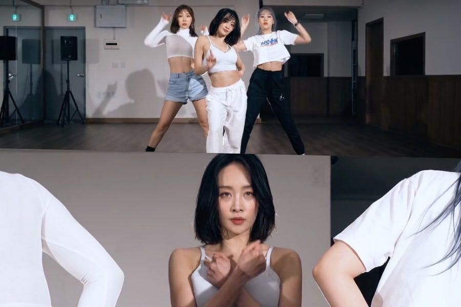 "Watch: Former KARA Member Nicole Shares Powerful Dance Cover Of ITZY's ""WANNABE"""