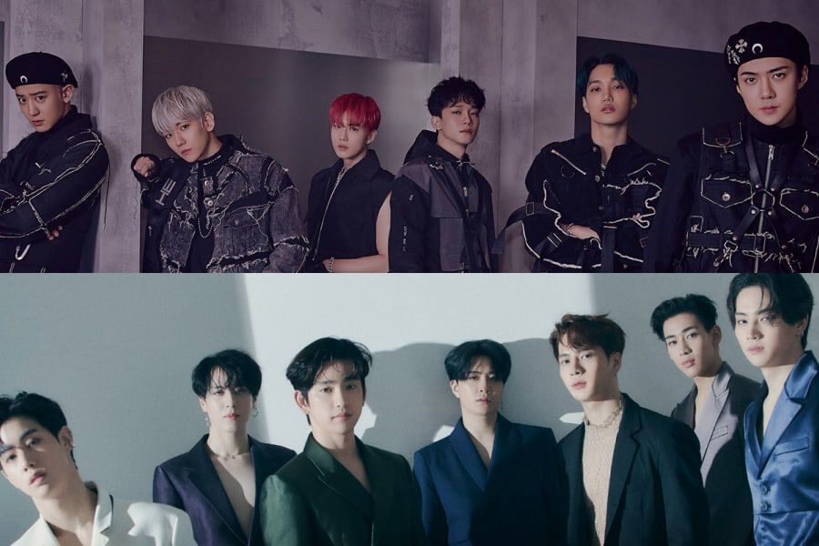 EXO, GOT7, And More Receive Platinum Certifications From Gaon Chart
