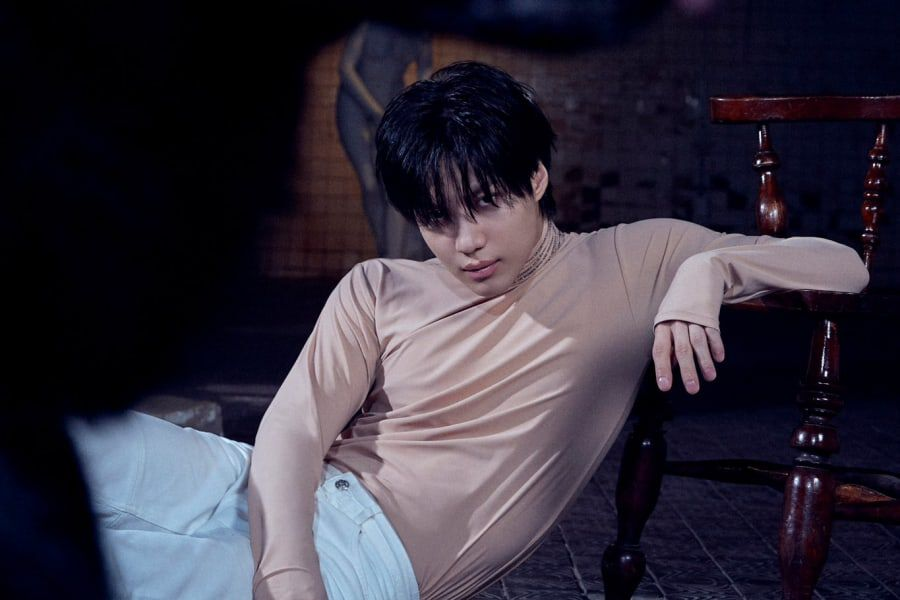 "Update: SHINee's Taemin Captivates In New Teasers For Solo Comeback With ""Never Gonna Dance Again: Act 1"""