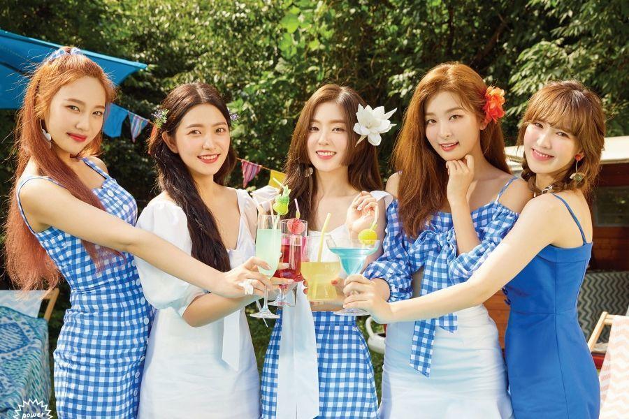 Red Velvet es el único artista de K-Pop en entrar en la lista de Billboard de los 50 mejores MVs de 2018