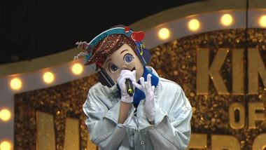 El Cantante Rey de la Máscara Episodio 211