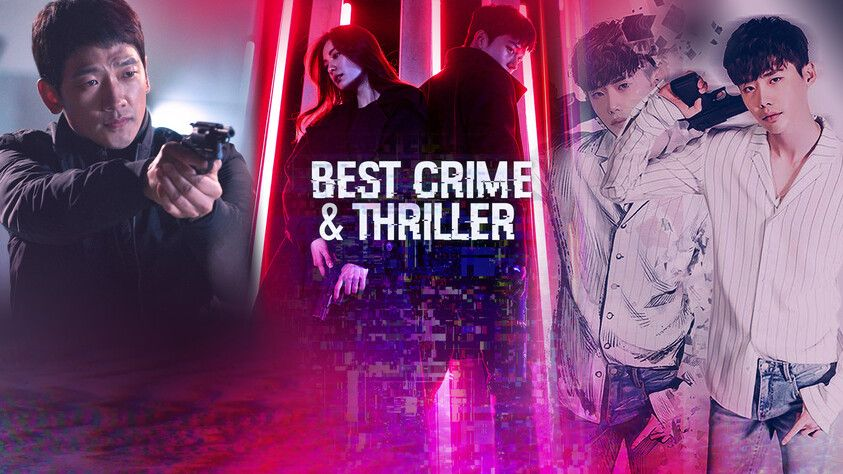 Best Crime & Thriller