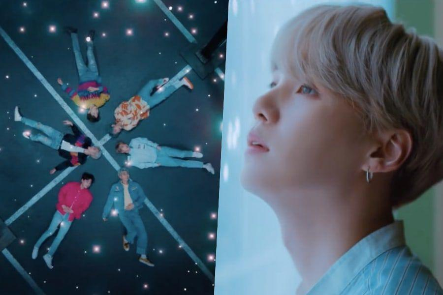 """ARMY Gets In Theory Mode Over BTS's New MV Teaser And Sends """"Lights"""" To Top Of Worldwide Twitter Trends"""
