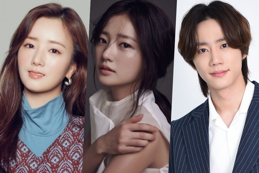 Yoon Bomi Apink,  Song Ha Yoon, dan Jun U-KISS akan berperan dalam drama