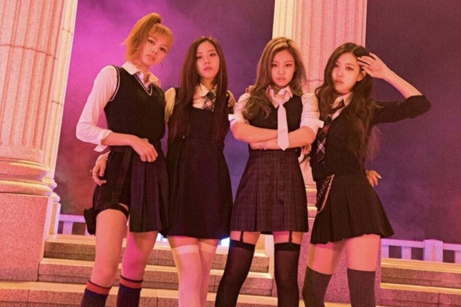 Which Blackpink Member Owned Which Era Song Allkpop Forums