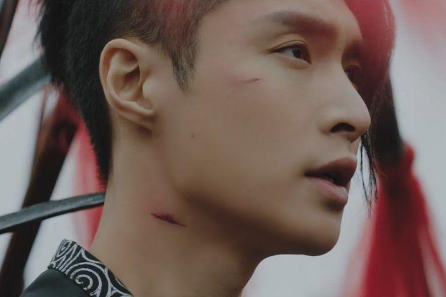 "Lay de EXO revela cinemático video-teaser para su próxima canción en solitario ""Lit"""