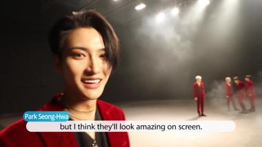 Pops in Seoul Episode 4079: Wonderland ! ATEEZ(에이티즈)'s MV Shooting Sketch
