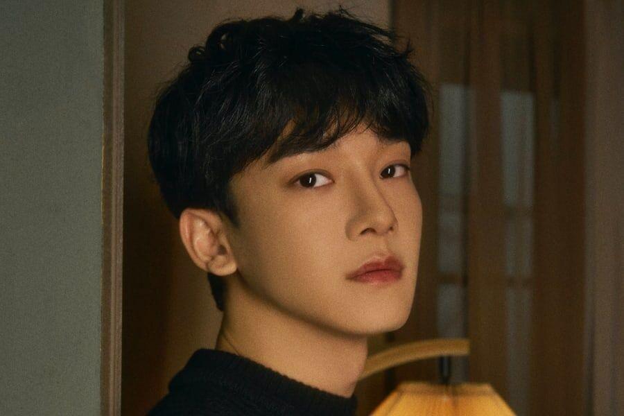 Chen de EXO luce radiante en su primera foto militar | Soompi