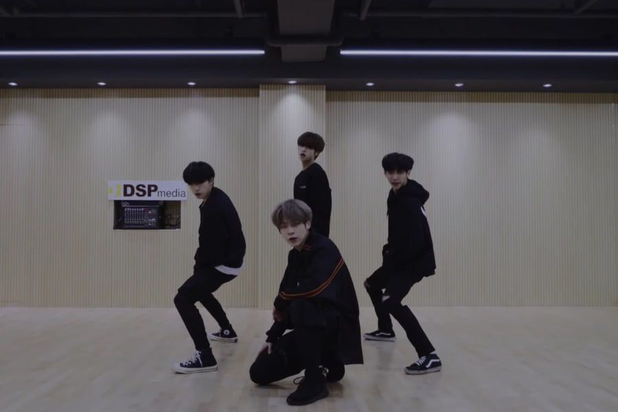 "Watch: DSP Media Trainees Including Son Dong Pyo Share Energetic Dance Cover Of GOT7's ""Hard Carry"""