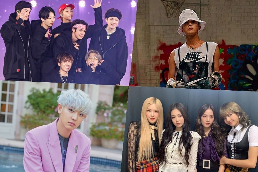 Instagram Reveals Korea's Most-Followed Accounts And Hashtags Of 2019