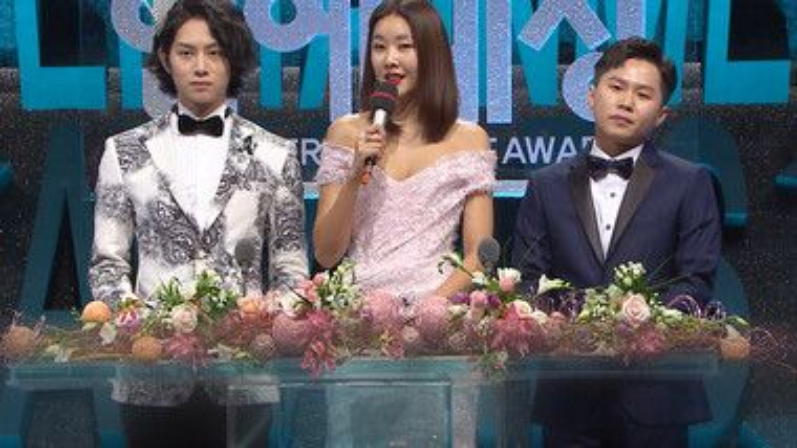 2017 MBC 방송연예대상 1회