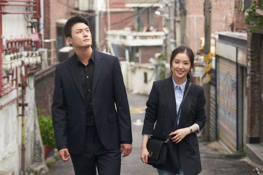Irene Red Velvet dan Shin Seung Ho telah selesai syuting film terbaru mereka 'Double Patty' pada 12 September 2020.