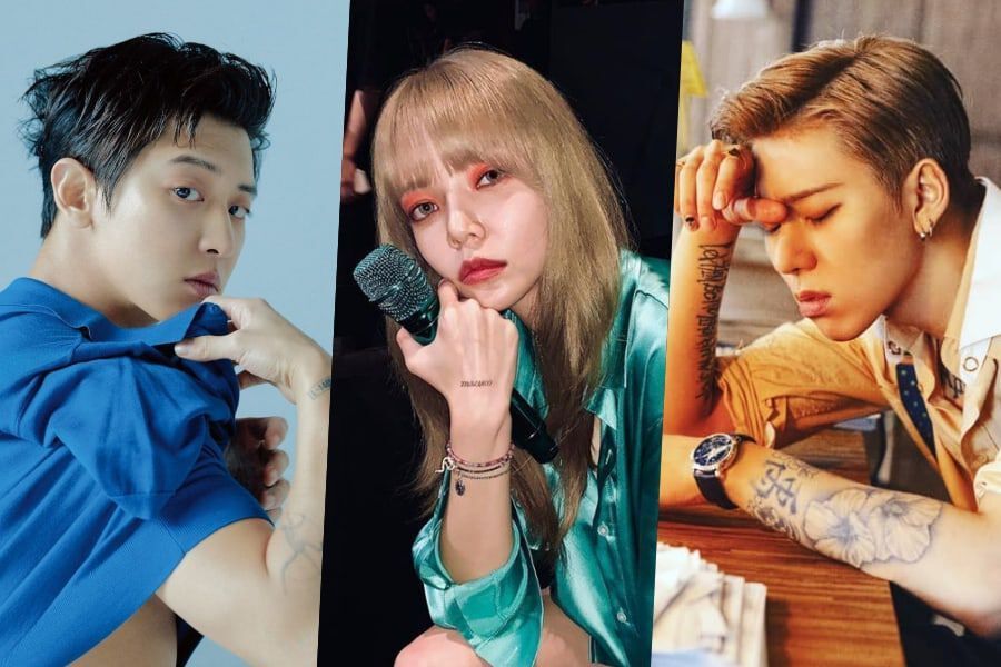 Stars Who Expressed Their Love For Fans Through Tattoos