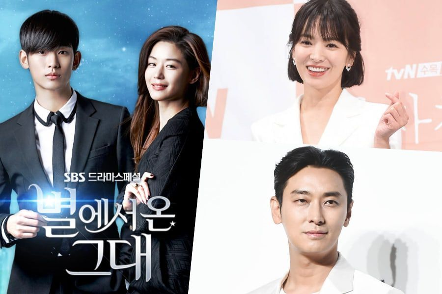 """My Love From The Star"" PD To Direct New Drama Song Hye Kyo And Joo Ji Hoon Are In Talks For"