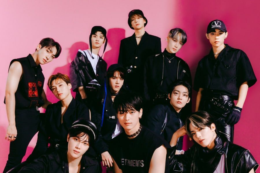 "The Boyz Tops iTunes Charts Around The World With ""Chase"" And ""The Stealer"""