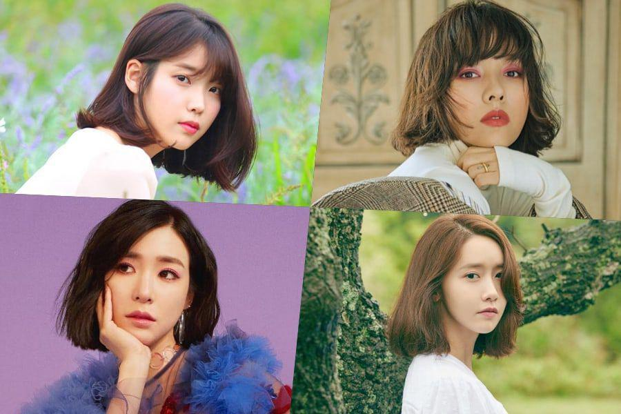 Female Celebrities Who Pull Off Short Hair So Well They Make Us Want To Cut Our Hair Asap Soompi