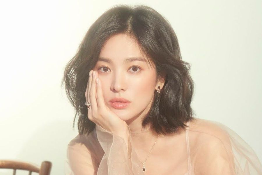 Song Hye Kyo In Talks To Star As Designer In New Drama