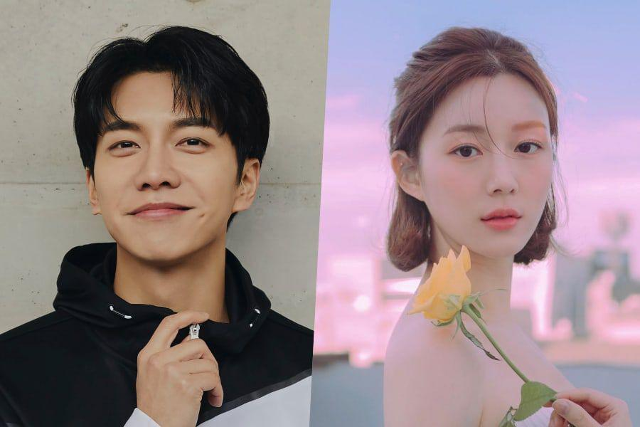 Lee Seung Gi And Lee Da In Confirmed To Be Dating