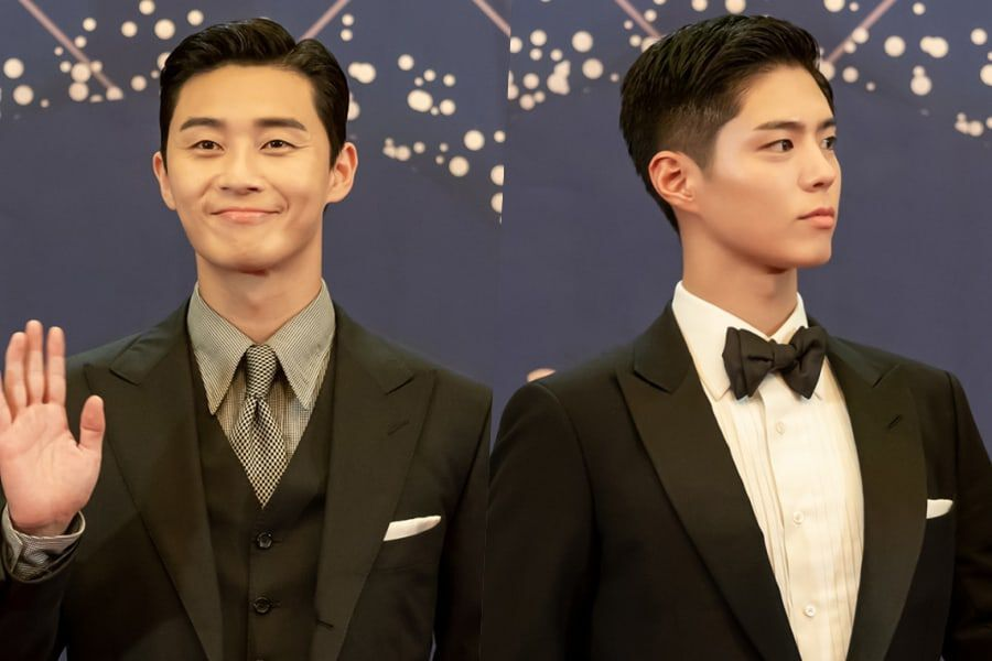"""Park Seo Joon Shines Next To Park Bo Gum In His Cameo Appearance On """"Record Of Youth"""""""
