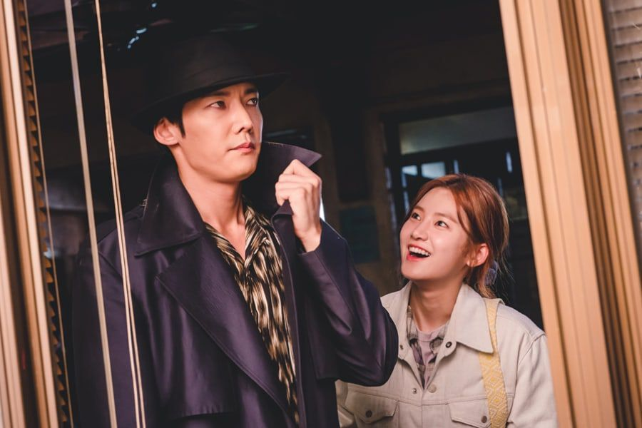 Choi Jin Hyuk And Park Ju Hyun Showcase Quirky Chemistry As An Unlikely Duo In Upcoming KBS Drama