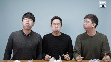 Korean Bros Episode 6: Korean Guys Try 'Chubby Bunny' Challenge