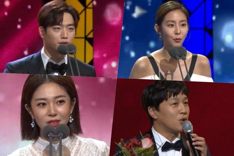 Winners Of The 2018 KBS Drama Awards | Soompi