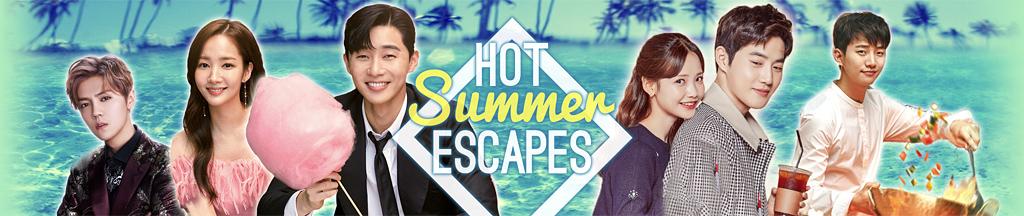 Hot Summer Escapes