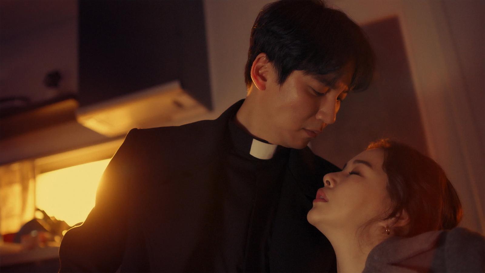 The Fiery Priest Episode 24