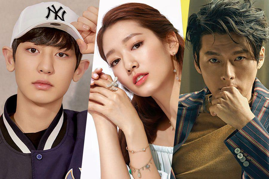 Exo S Chanyeol Confirmed To Join Park Shin Hye And Hyun Bin In New