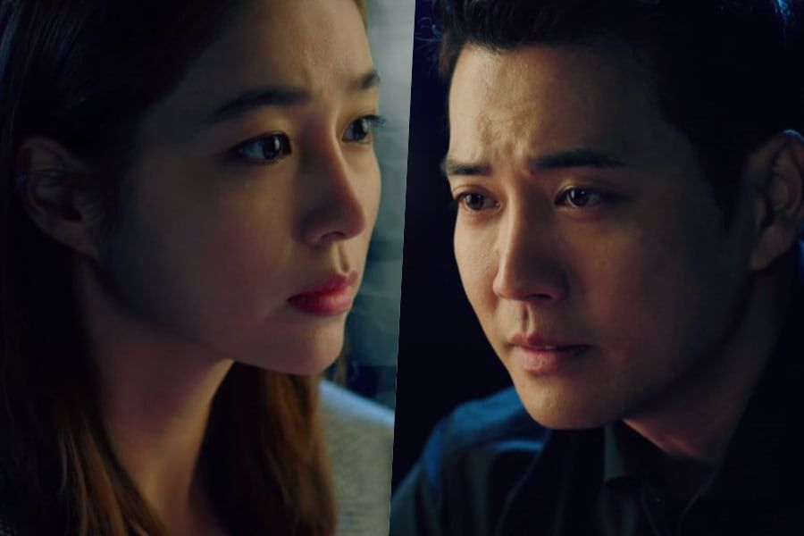 Watch Lee Min Jung And Joo Sang Wook Get Caught Up In A Web
