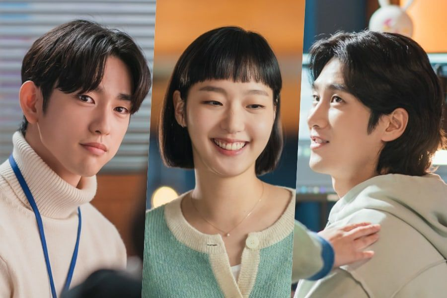 "GOT7's Jinyoung Unexpectedly Changes Kim Go Eun's Life In ""Yumi's Cells"""
