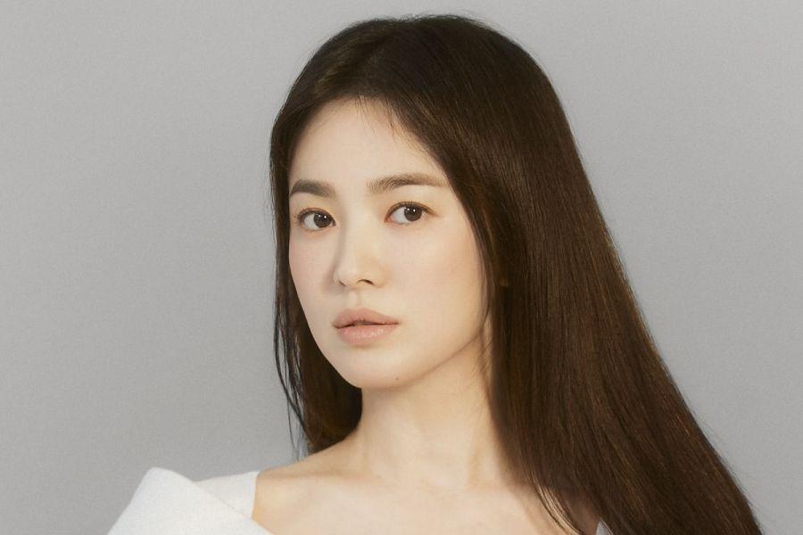 Song Hye Kyo Becomes 1st Korean Ambassador For Luxury Brand Fendi