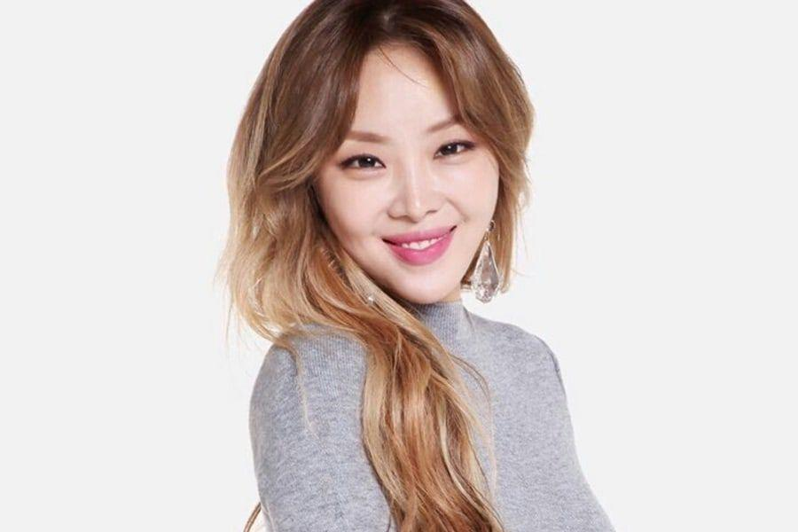 Brown Eyed Girls' Narsha Leaves Mystic Entertainment | Soompi