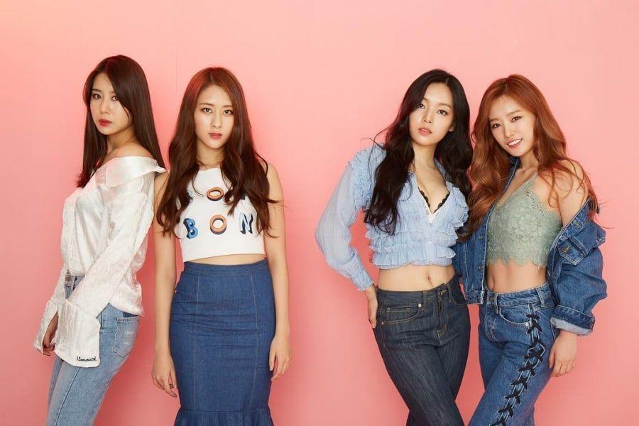 Las integrantes de Wassup confirman la separación del grupo con mensajes sinceros para los fans
