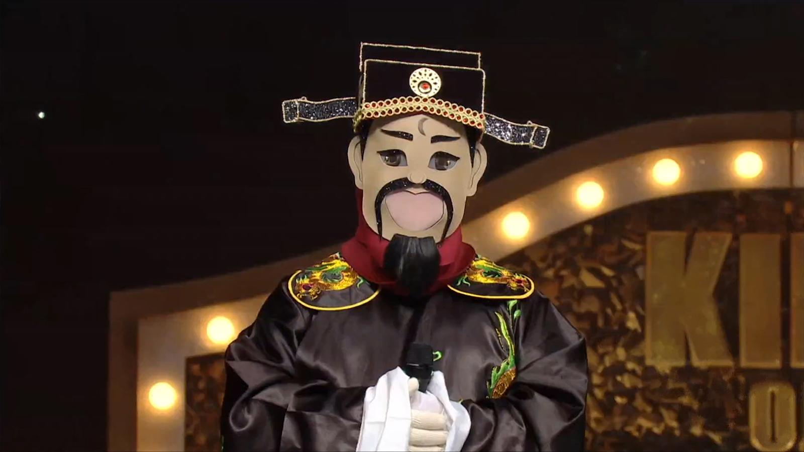 Roi du chanteur masqué Épisode 169