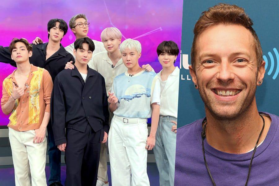 Watch: BTS To Sit Down With Coldplay's Chris Martin For Special Interview On YouTube