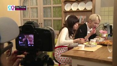 Global We Got Married S2 EP04 MAking Film KeyArisa #1: We Got Married Global Edition Season 2