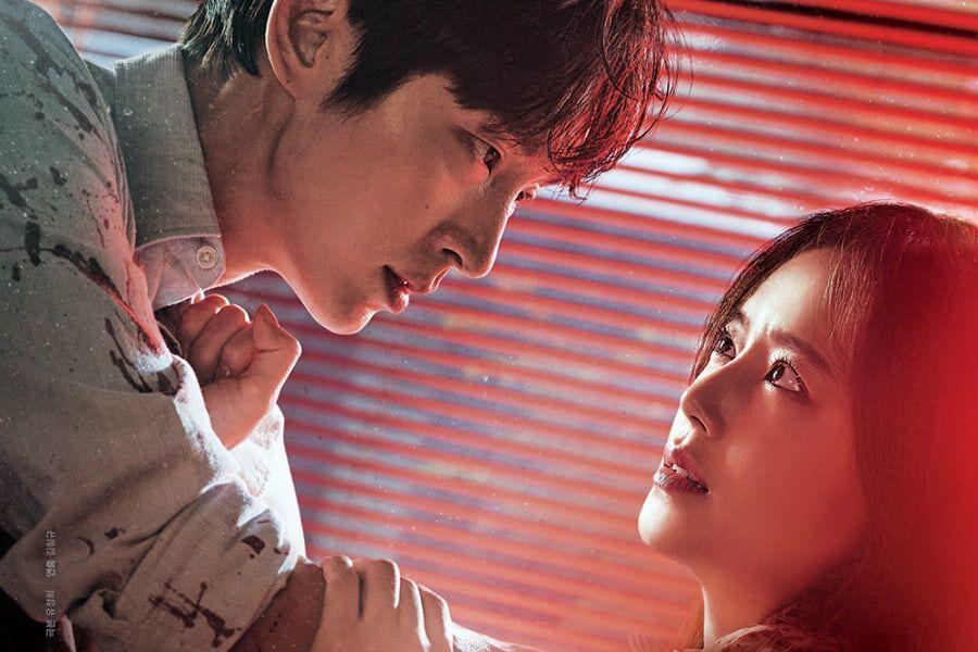 "Lee Joon Gi Reveals His True Intentions To Moon Chae Won In ""Flower Of Evil"" Posters"