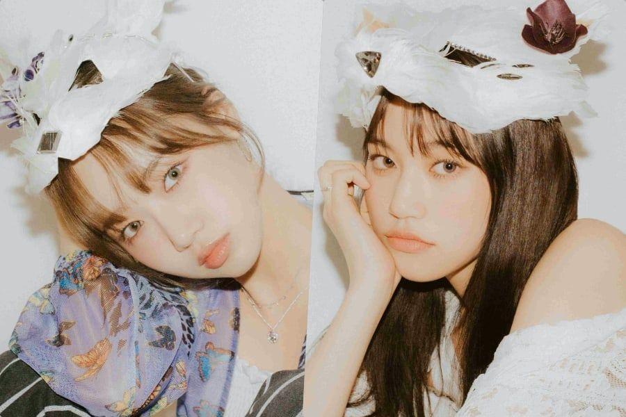 Weki Meki's Choi Yoojung And Kim Doyeon To Star In New Web Drama Together