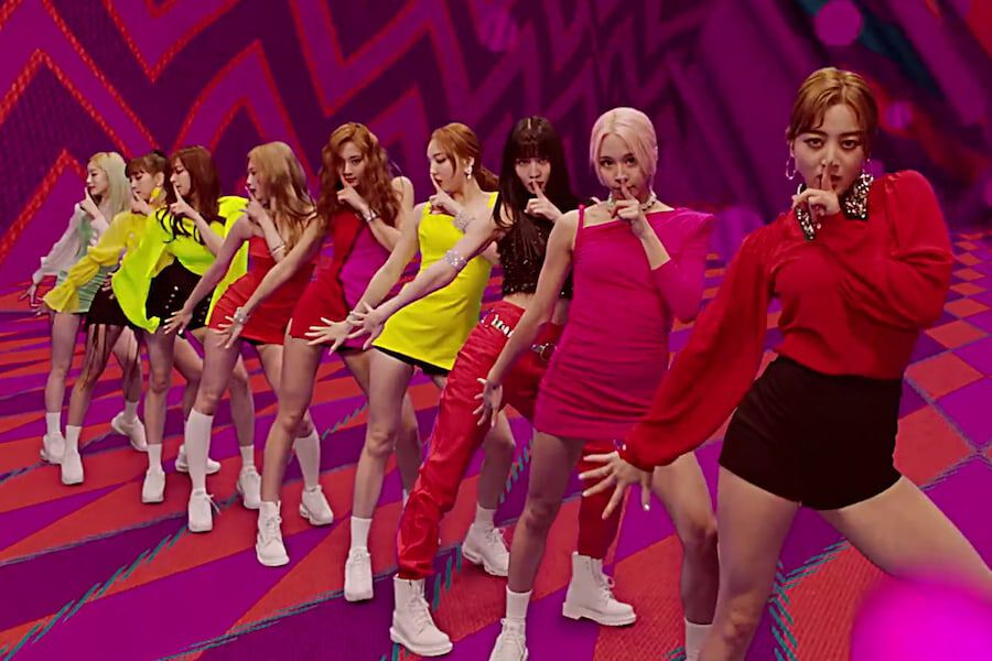 "TWICE Breaks Personal Record With Impressive Views In 24 Hours For ""FANCY"" MV"