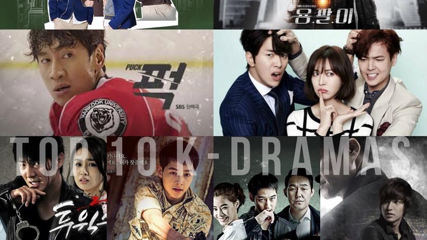 Top 10 Epic Dramas
