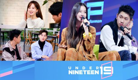 UNDER NINETEEN - 언더 나인틴 - Watch Full Episodes Free - Korea - TV