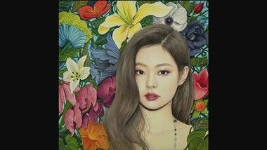 Drawing Hands Episode 96: Drawing BLACKPINK- Jennie [Drawing Hands]