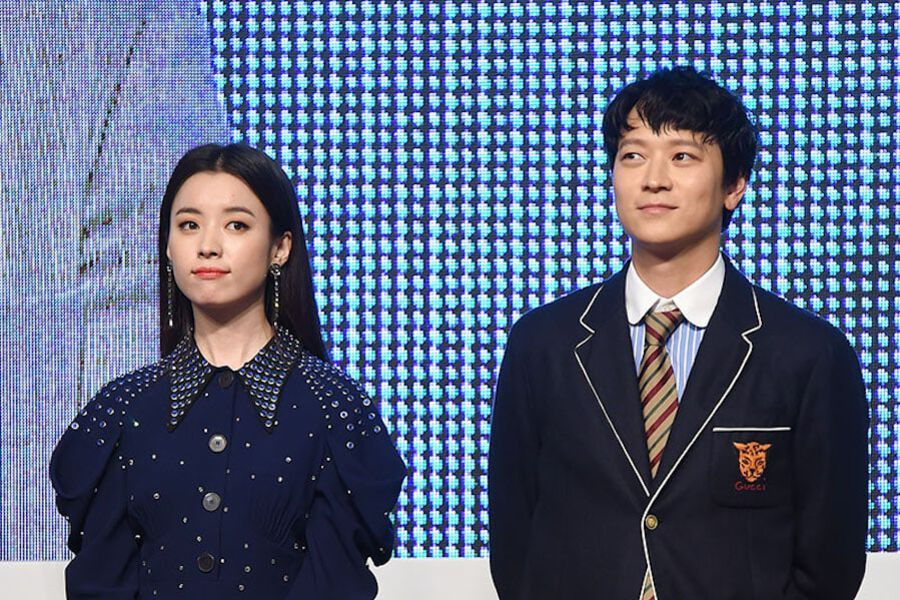 Resultado de imagen para Kang Dong Won y Han Hyo Joo